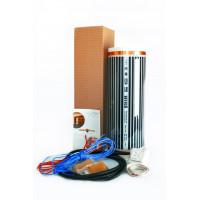 Комплект теплого пола HotFilm 10 м2 с терморегулятором RTC-70 (механика)