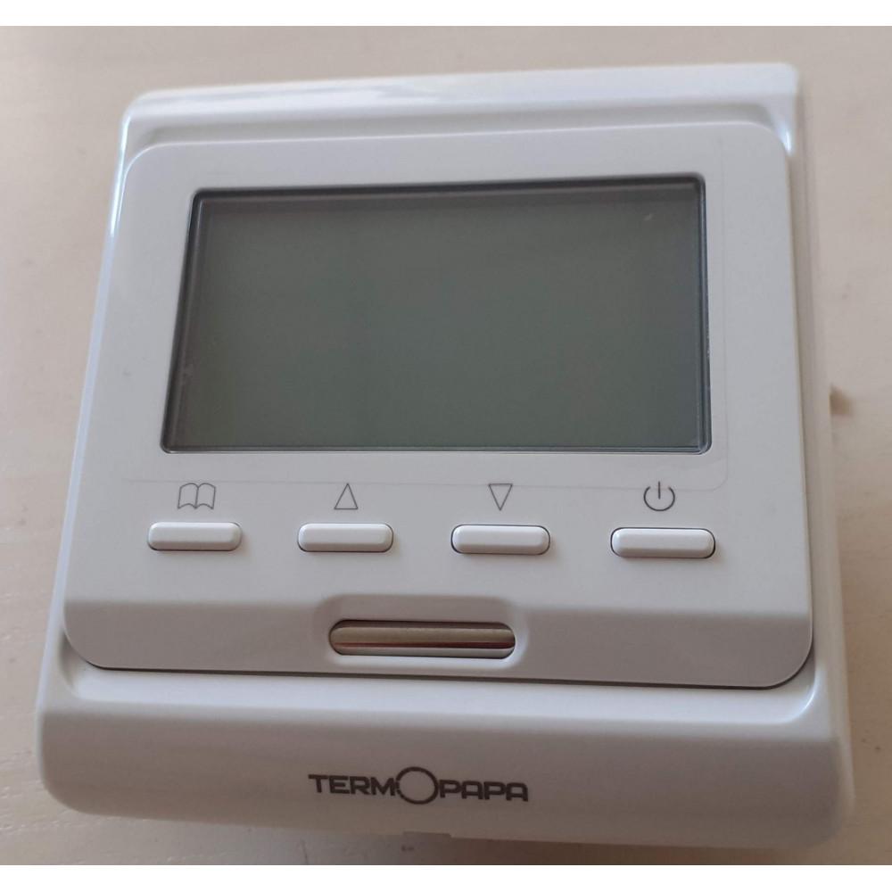 Программируемый терморегулятор для теплого пола Termopapa-51