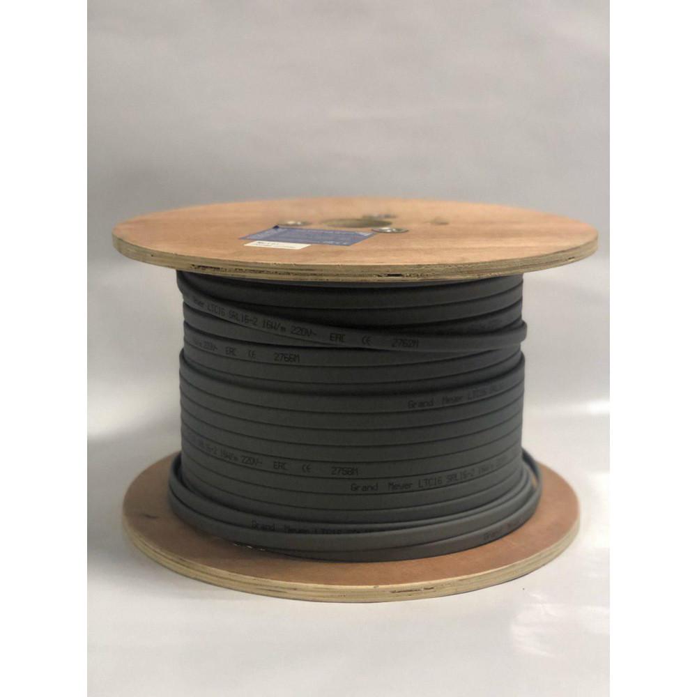 Саморегулирующийся кабель Grand Meyer LTC-16 SRL16-2 (16 Вт)