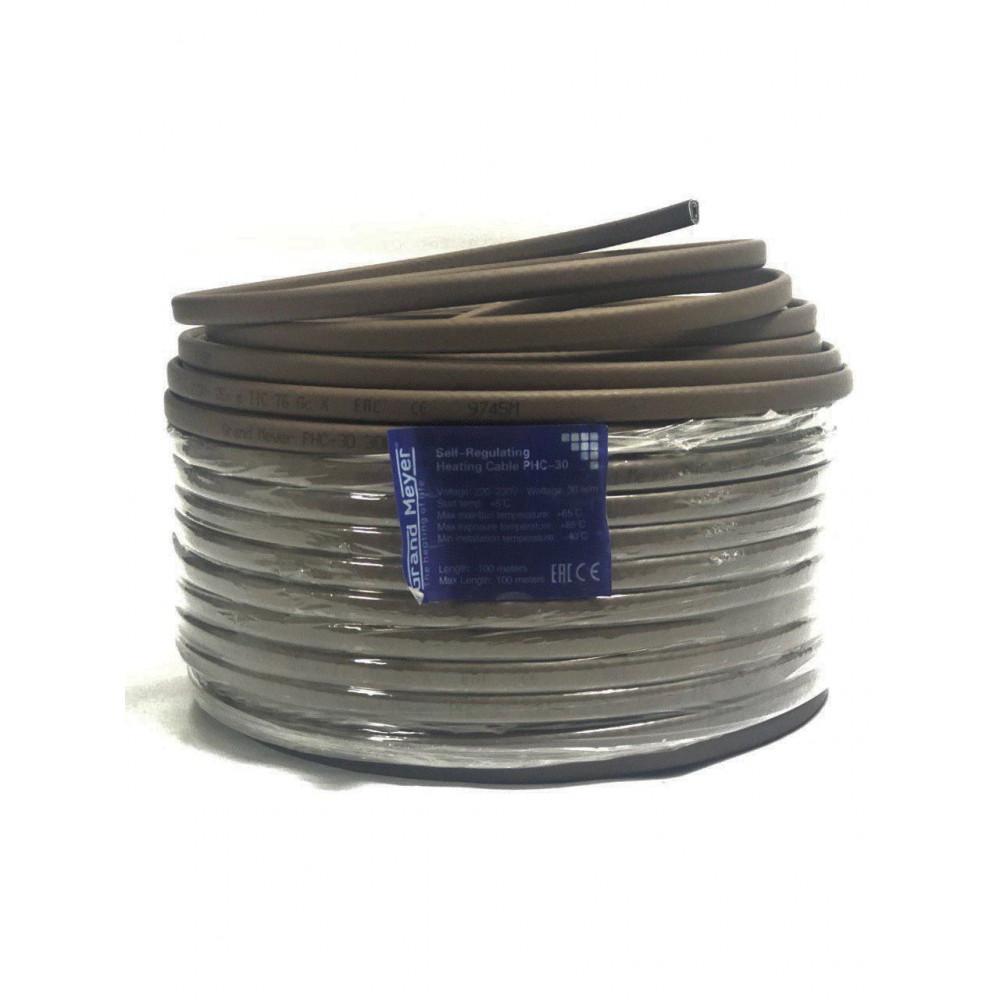 Саморегулирующийся кабель Grand Meyer PHC-30