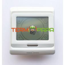 Терморегулятор сенсорный программируемый Терморегулятор Termopapa-Е91