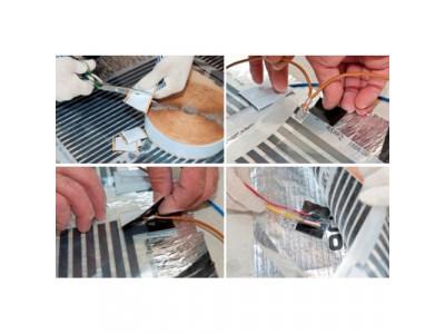Как сделать монтаж теплого пола своими руками?