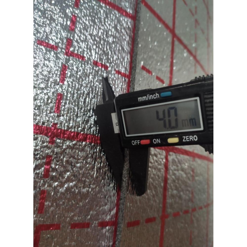 Теплоизоляционная подложка для инфракрасного теплого пола  Termopapa CCPF 4mm